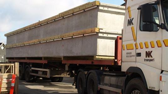 Transportoptimeret Langballe betonflydebro