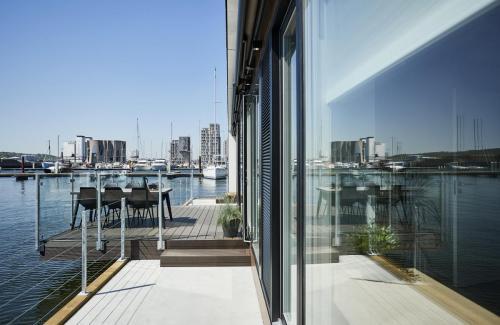 Zunshine Living terrasse