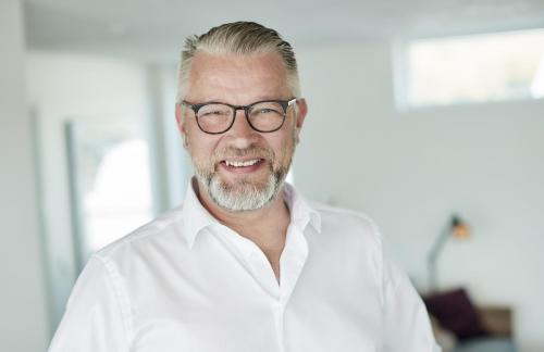 Design- og salgsdirektør Peter Poulsen